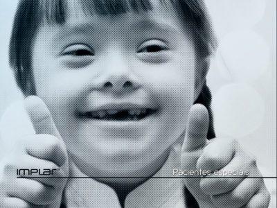 implante de dente especial
